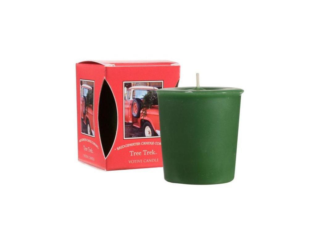 Votivní svíčka TREE TREK 56g