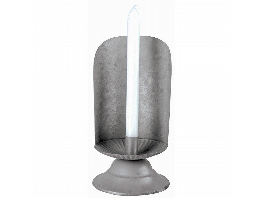 Držák na svíčku 13x13x25cm