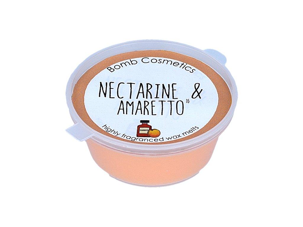 Vosk v kelímku Nectarine § Amare Mini Melt
