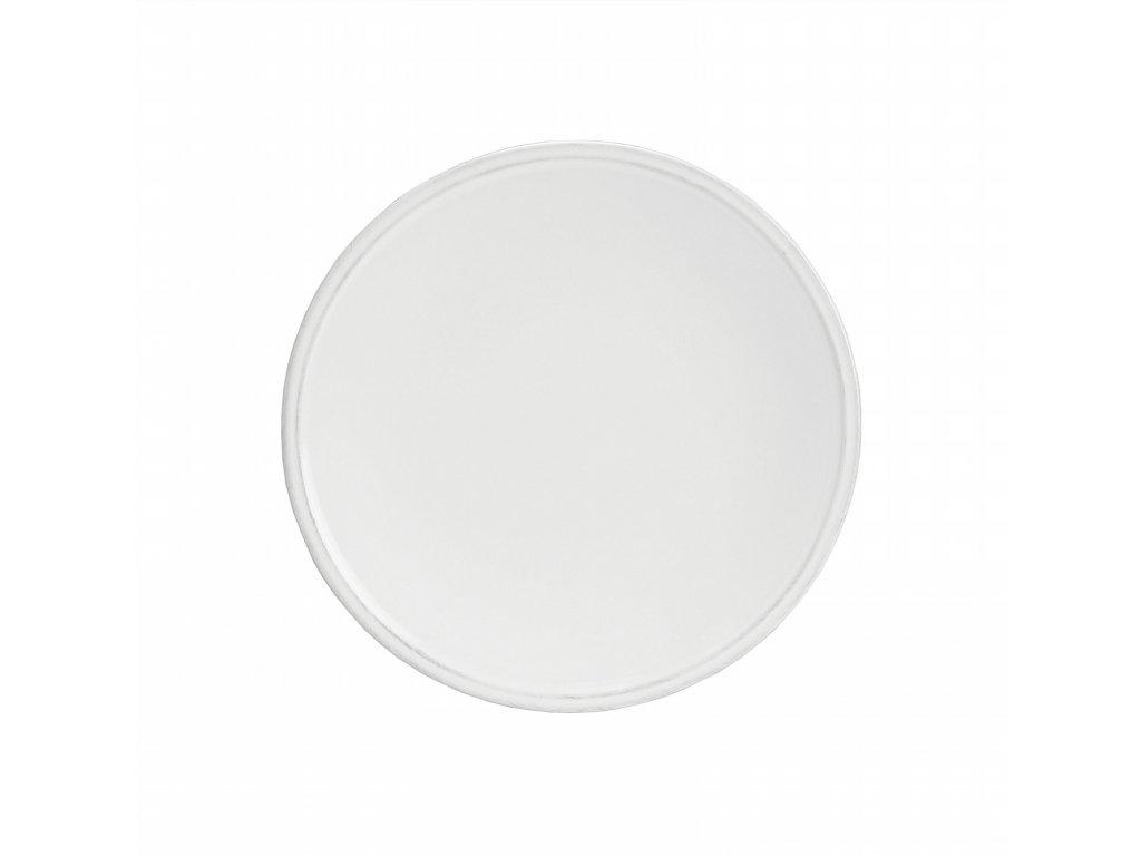 Talíř dezertní Friso 22cm bílý