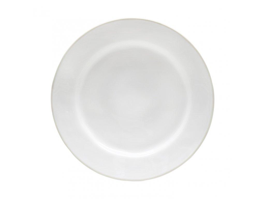 Talíř Astoria bílý 28cm