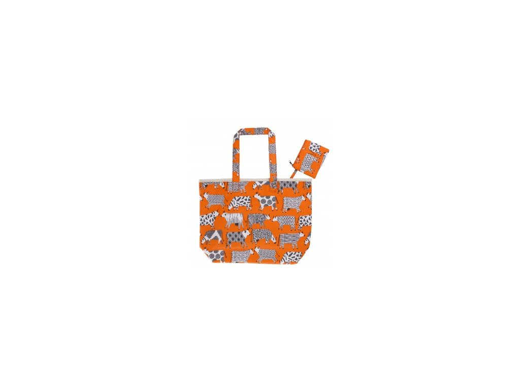 Nákupní taška | Curious Cow | 42x31cm