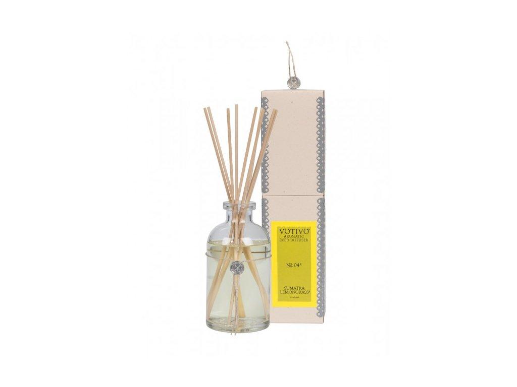 Difuzér vonný   Sumatra lemongrass   125ml