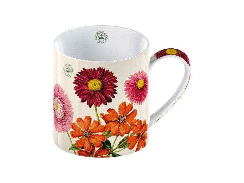 4105 hrnek painted daisy