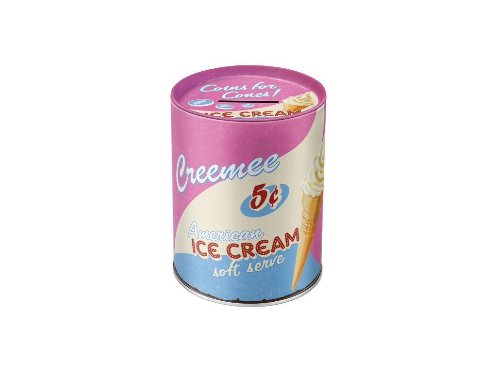 Kasička Ice Cream