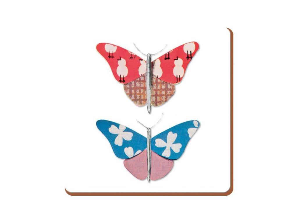 Korkové prostírání Butterfly Charm
