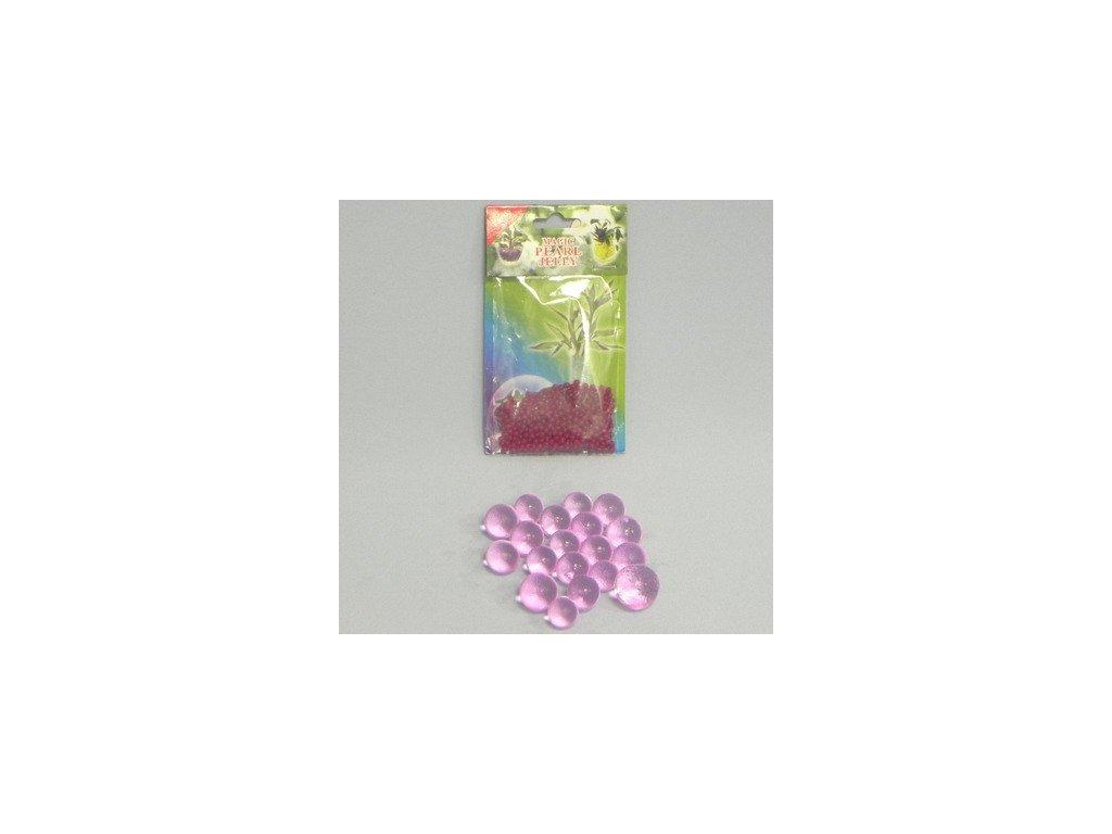 perly gelove substrat 10g 700ml 2cm ruzova