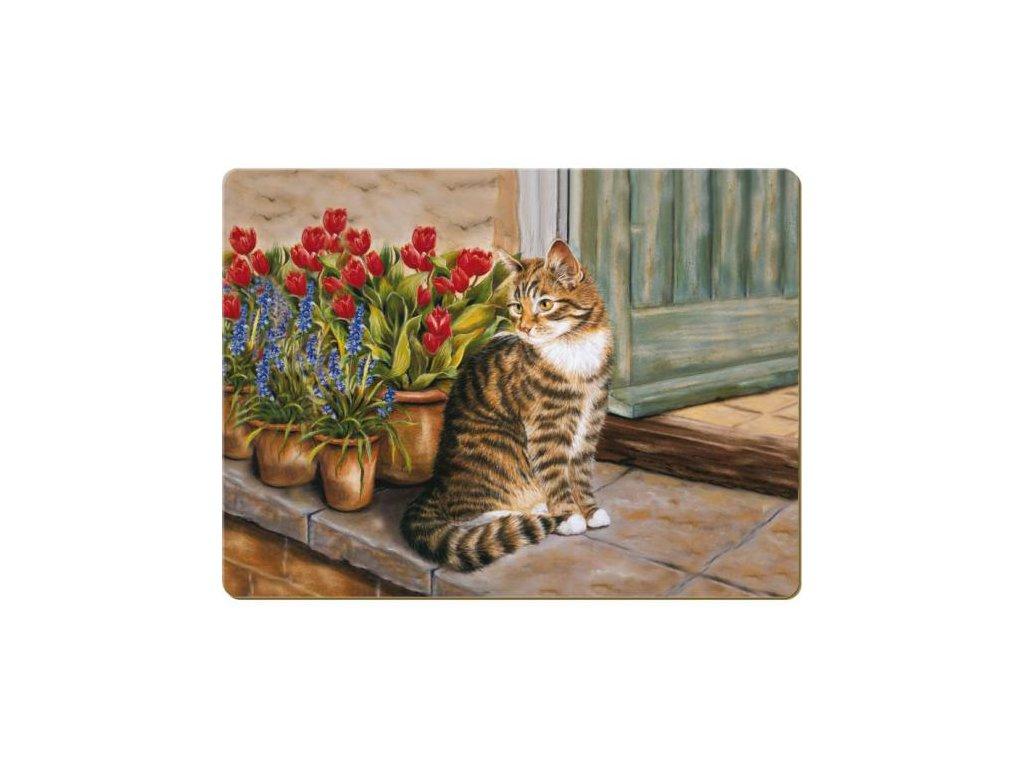 Korkové prostírání Cottage Cat