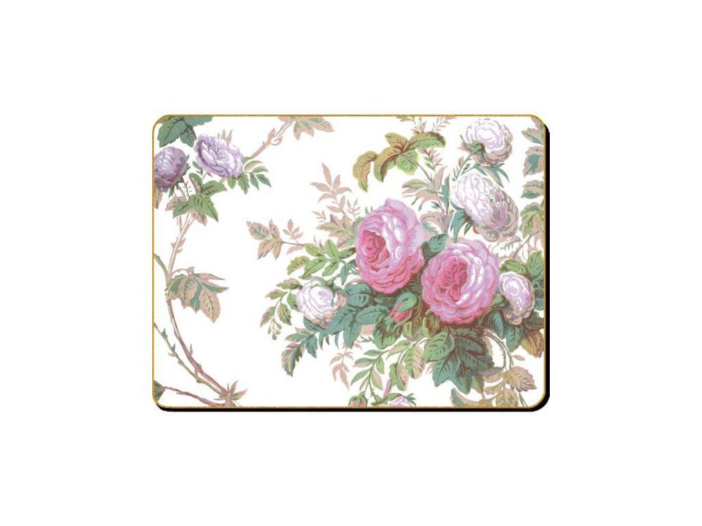 Korkové prostírání Brompton Rose