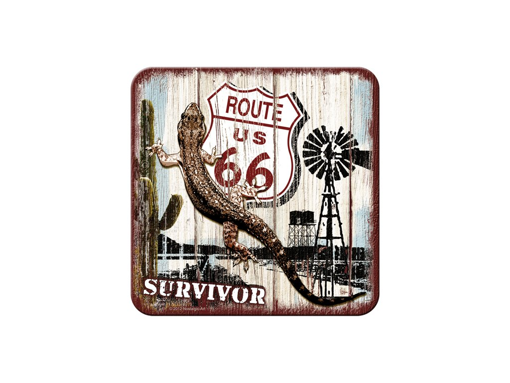 Podtácek ROUTE US 66 SURVIVOR