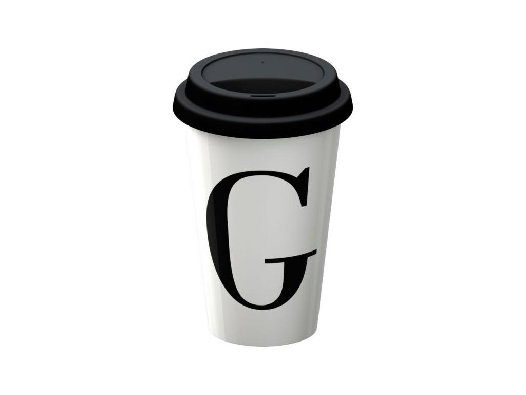 Termohrnek G | Initial Travel Mug| 290ml