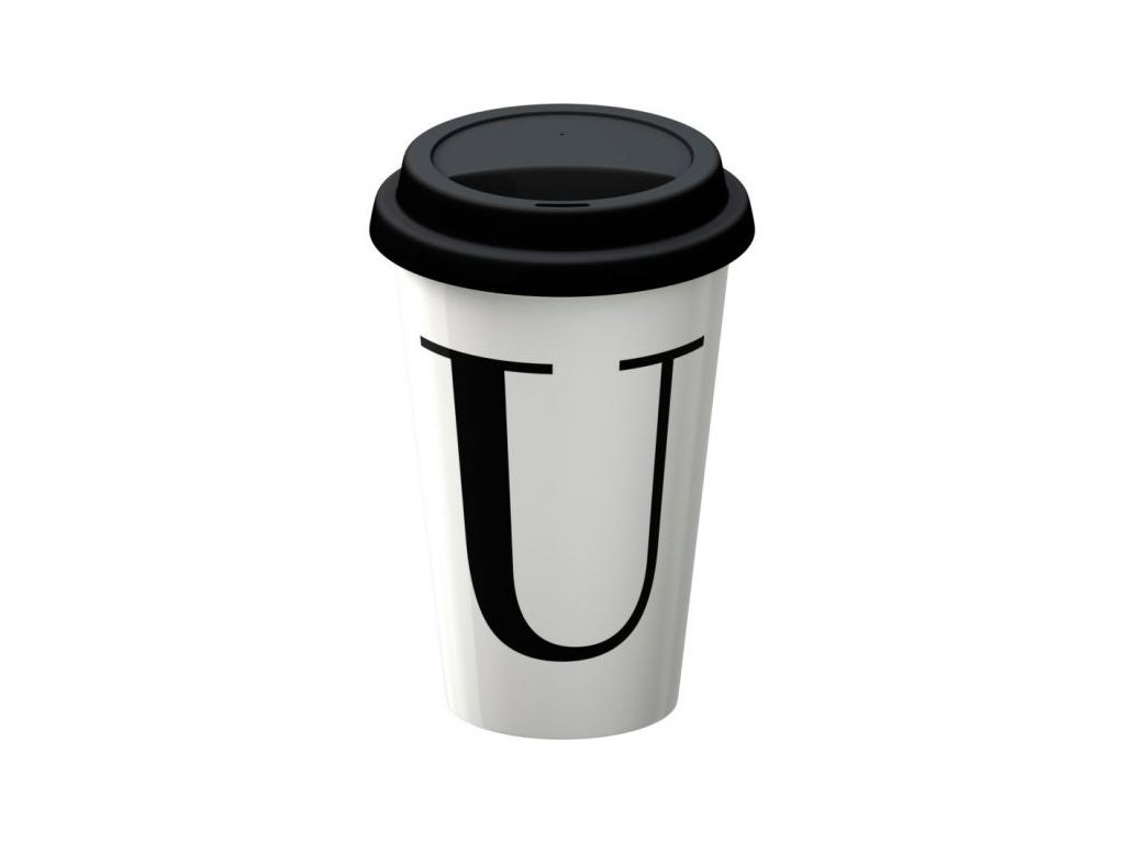 Termohrnek U | Initial Travel Mug| 290ml