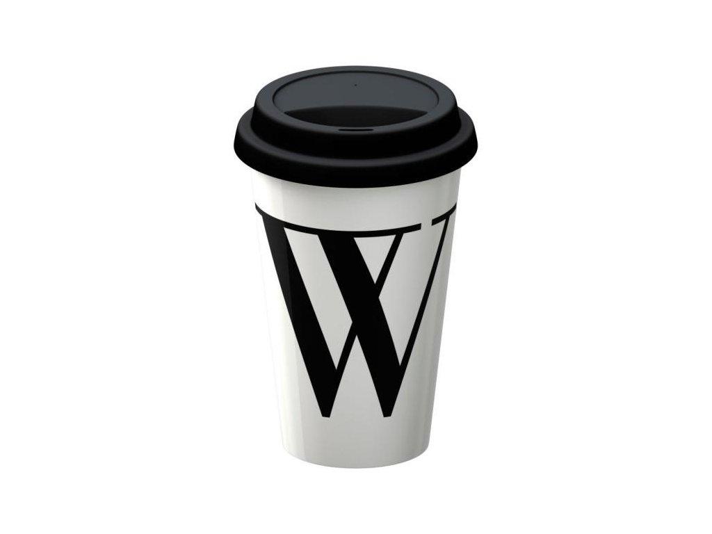 Termohrnek W | Initial Travel Mug | 290ml