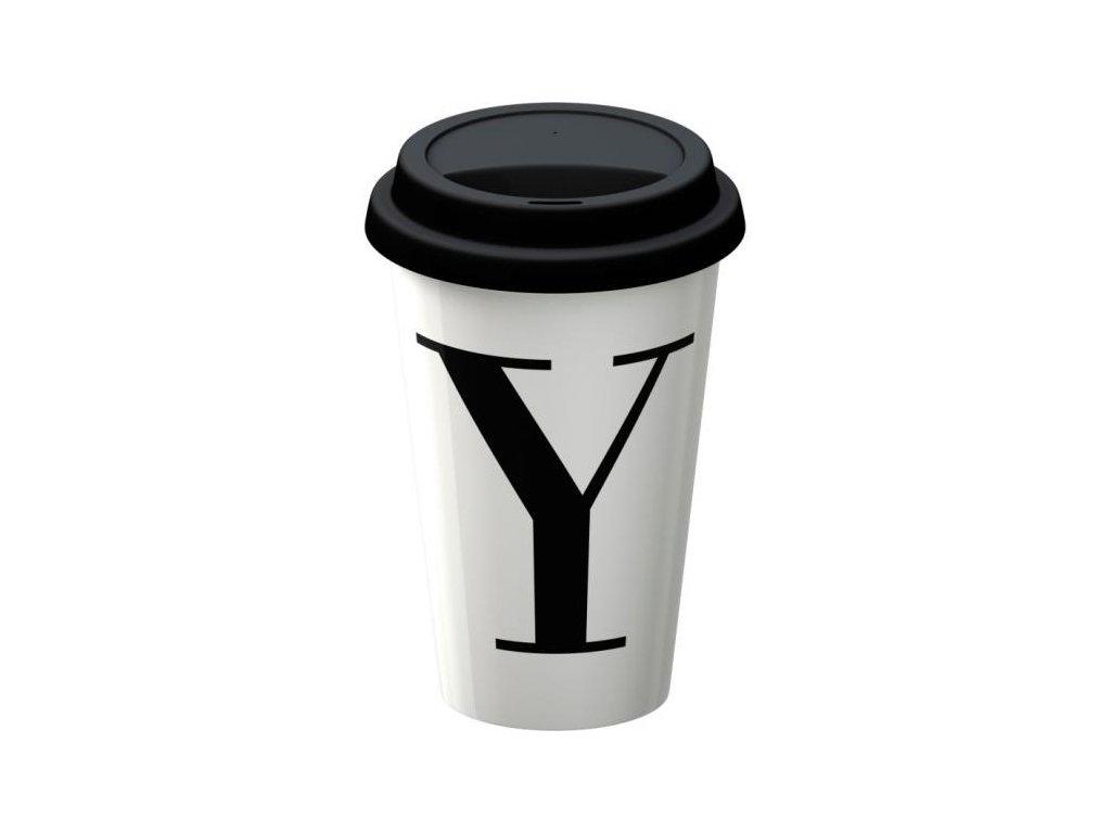 Termohrnek X | Initial Travel Mug | 290ml
