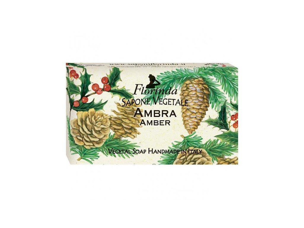 Mýdlo Ambra 100g