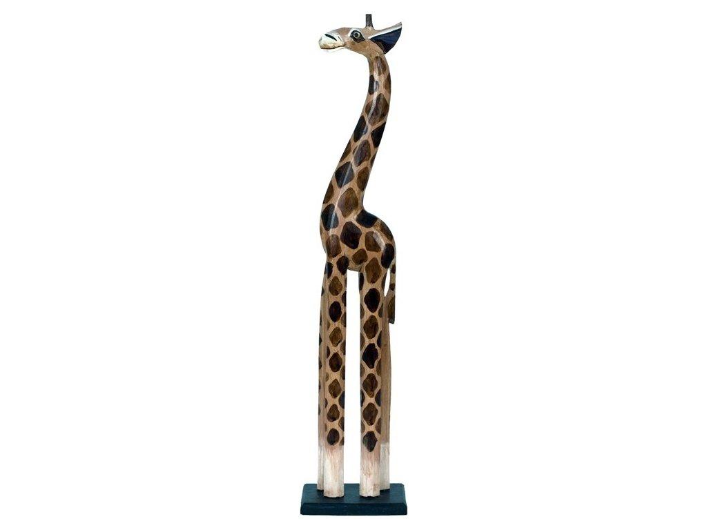 Dřevořezba žirafa 100cm - VESELÁ ŽENA.cz 6bf3e80c02