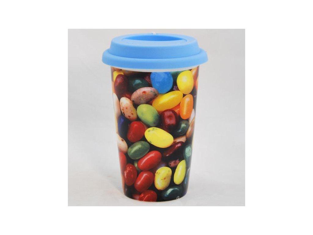 Termohrnek Jelly Bean