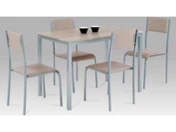 Jídelní set - stůl a židle 4ks - Harry