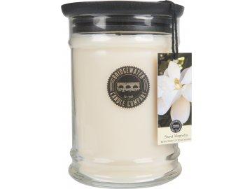 Vonná svíčka Sweet Magnolia | 10x10x15cm