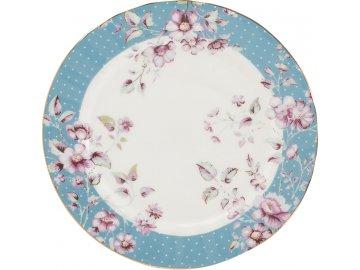 Dezertní talíř Ditsy | květy