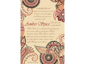 Vonný sáček Amber Spice
