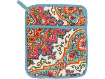 Textilní podložka pod konev Moroccan Tiles