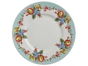 Dezertní talíř | porcelánový | Amelia | 19x19cm