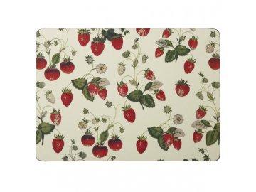 Korkové prostírání Strawberry