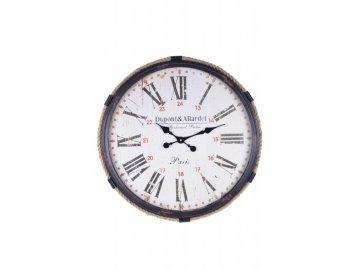 Nástěnné hodiny | s provazem