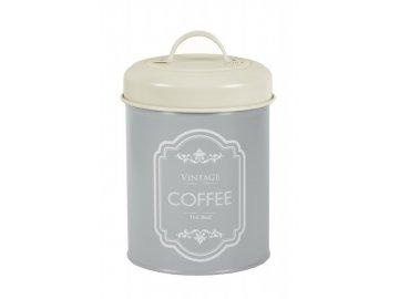 káva šedá