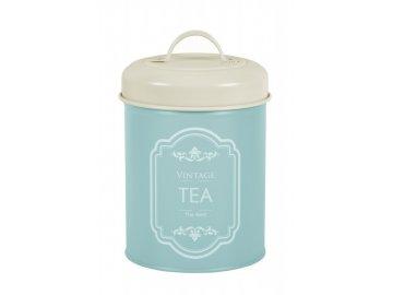 čaj modrý