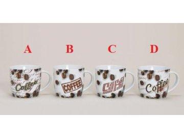 Hrnek Coffee se zrnky 8cm