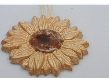 Keramická slunečnice | velká