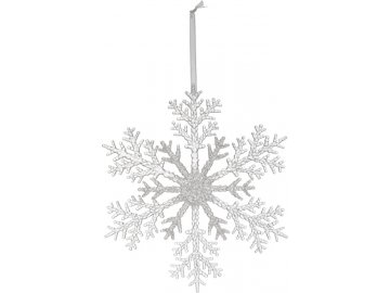 Sněhová vločka | 26cm