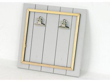 Tabulka na vzkazy| dřevěná dekorace
