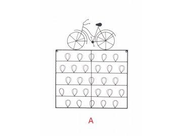 Fotorám cyklo (S motivem A)