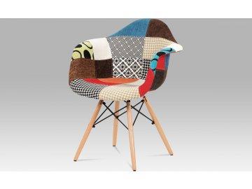 Jídelní židle | patchwork | buk