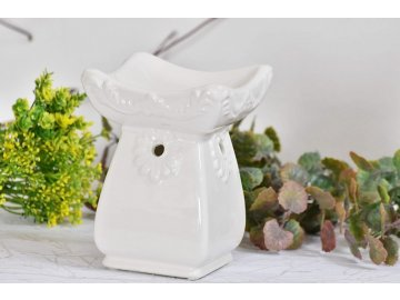 Aromalampa | keramika | 11x11x15cm