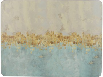 Prostírání | korkové | Golden Reflections | sada 6ks