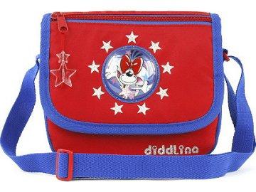 Diddl & Friends | Kabelka přes rameno | Diddlina a hvězdy