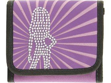 Peněženka Top Model | Silver Silhouette