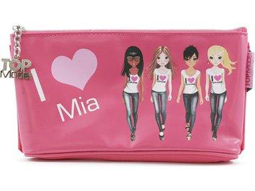 Školní penál taštička Top Model | Mia