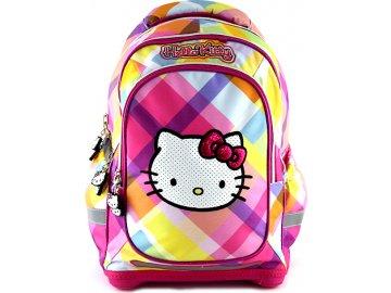 Školní batoh Hello Kitty | Yellow Square