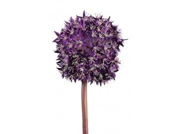Umělá květina česnek