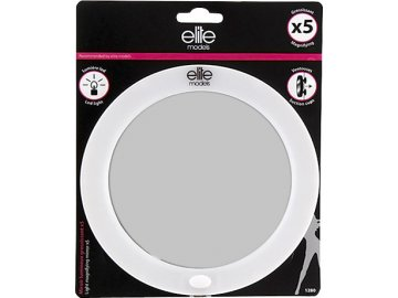 Kosmetické zrcadlo   s LED osvětlením   5x zvětšení
