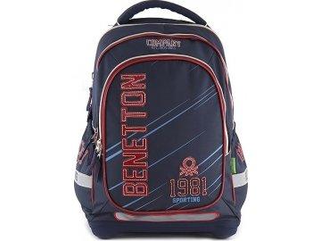 Školní batoh | Benetton | modrý