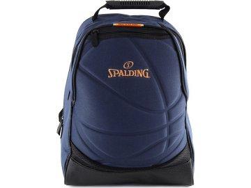 Studentský batoh | Spalding  | tmavě modrý | 43x30x20cm