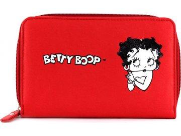 Peněženka | Betty Boop | červená