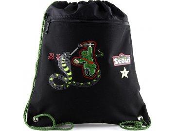 Sportovní vak | Scout | Scout Sportbeutel Ninja Snake