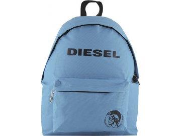Batoh Diesel | modrý | s černým nápisem Diesel